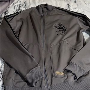 Adidas Track Jacket Muhammad Ali